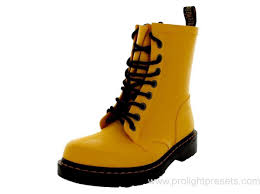 dr martens womens boots australia australia dr martens drench boot matt yellow s shoes