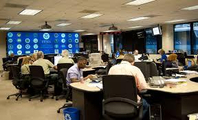 regional response coordination center for region iv ramps up