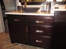 contemporary bathroom vanities atlanta with beveled mirror vanity