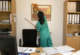 nettoyage des bureaux recrutement photo gratuite nettoyage emploi travail bureau image