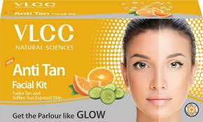 vlcc anti tan single kit amazon in beauty