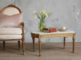 Vintage Coffee Tables by Furniture Chic Vintage Coffee Tables Designs Golden Rectangle