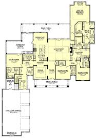 European Floor Plans European Style House Plan 4 Beds 4 5 Baths 3360 Sq Ft Plan 430