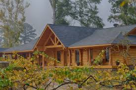 Log Floor by Exterior Design Satterwhite Log Homes With Wooden Floor