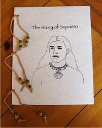 when squanto was a he was and taken to spain to