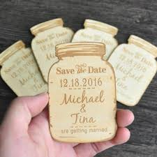 save the date wedding magnets custom wooden save the date magnets engraved magnets rustic