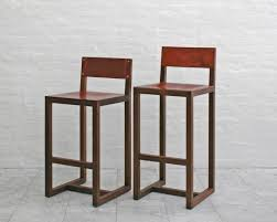 10 easy pieces leather barstools stools bar stool and counter