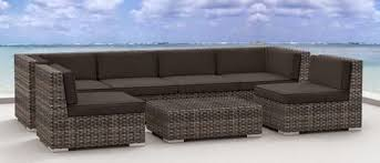 Rattan Garden Furniture Sofa Sets Recommended Wicker Rattan Outdoor Patio Sofa Set Good Home Good Life
