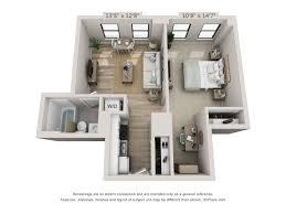 apartments in center city philadelphia modern apartments avenir 1 bedroom 1 bath w den