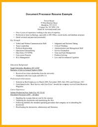 Sample Loan Processor Resume by Lvn Resume Template