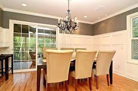 Pictures Of Wainscoting In Dining Rooms Wainscoting For Dining Room Stunning Wainscot Dining Room Images