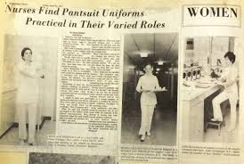 Stop Comfort Nursing Dress Apron Cap Nursing Uniforms Through History