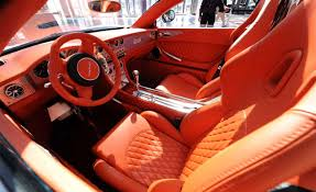 spyker interior spyker c8 aileron interior 28 images car and driver top 10