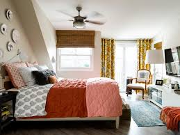 39 Guest Bedroom Pictures Decor by New Ways To Use Fall U0027s Trending Colors Hgtv Decorating And