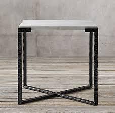 Skinny Foyer Table All Side U0026 Entry Tables Rh