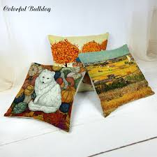 Thanksgiving Pillow Covers Online Get Cheap Cool Cushion Covers Aliexpress Com Alibaba Group