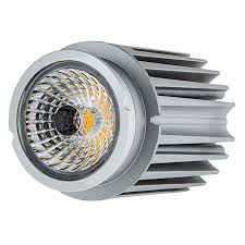 led recessed light engine w 90mm white reflector 115 watt