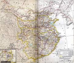 China Maps by Historical Maps Of China