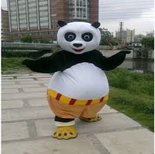 Panda Bear Halloween Costume Discount Kung Fu Panda Halloween Costume 2017 Kung Fu Panda