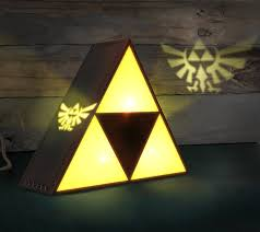Legend Of Zelda Bedroom Amazon Com Paladone The Legend Of Zelda Triforce Night Light