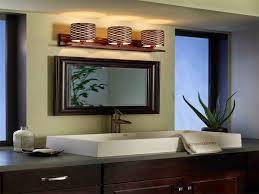 Contemporary Bathroom Lighting Ideas Furniture Fascinating Single Sink Lime Light Modern Bathroom