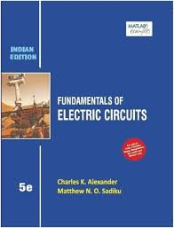 fundamentals of electric circuits 5th edition buy fundamentals