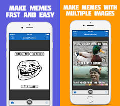 Meme Generator With Two Images - top 5 meme generator apps for iphone ios