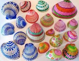 Seashell Craft Ideas For Kids - 451 best beach shells images on pinterest shells seashell
