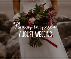 Wedding Flowers August 19 Times Flower Hoops Stole The Show Chwv