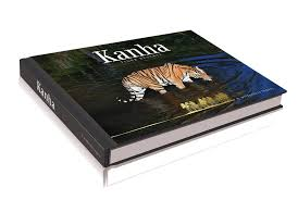 coffee table photo books the coffee table book on kanha tiger reserve i4u travel services