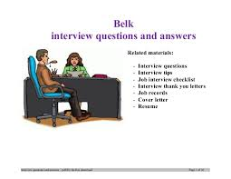 Interview Questions For Help Desk Technician Belk Interview Questions And Answers