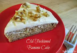 Esye Contessa 2016 Old Fashioned Banana Cake Recipe From The Barefoot Contessa
