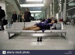 Juliette Bench Jean Reno U0026 Juliette Binoche Jet Lag 2002 Stock Photo Royalty