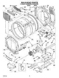parts for whirlpool wed8300sw0 dryer appliancepartspros com