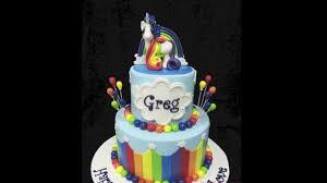my little pony birthday cake youtube