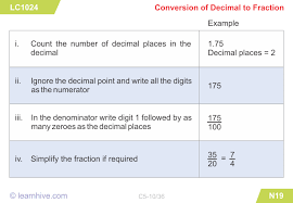 learnhive cbse grade 5 mathematics decimals lessons exercises