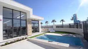 Modern Villas by Modern Villas With Private Pool In Ciudad Quesada Youtube