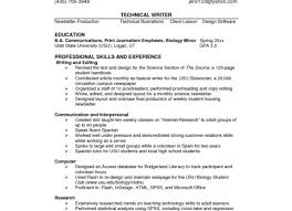 one page resume exle inspiration what to put in skills section of resume