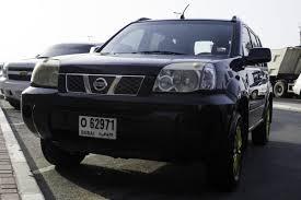 nissan x trail 2006 nissan x trail 2006 4x4 automatic gcc nissan used cars in uae