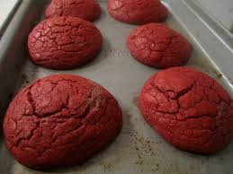 red velvet cookies u2013 bakingmehungry