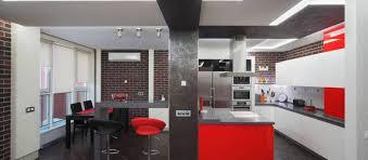 kitchen room minimalist door frame fitwell big wall light house