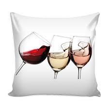 Unique Wine Glasses by Unique Wine Pillow Covers U2013 Funtimes Online