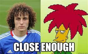 David Luiz Meme - close enough david luiz twin quickmeme