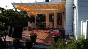 Pergola Canopy Ideas by Pergolas And Pergola Kits With Retractable Canopy