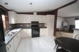 Titan Kitchen 3 Bedroom Titan Sv595 Double Wide Home For Sale At Camelot Home