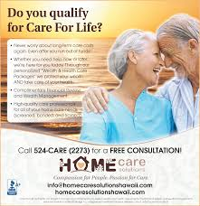 Home Quality Care by The Care For Life Program Home Care Solutions Hawaii