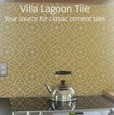 cement tile backsplashes villa lagoon tile