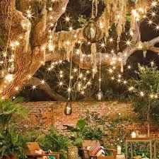 where to hang your lights backyard ideas
