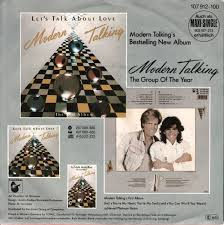 Talking Photo Album 45cat Modern Talking Brother Louie Brother Louie