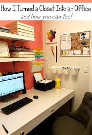 best 25 closet turned office ideas on pinterest closet office